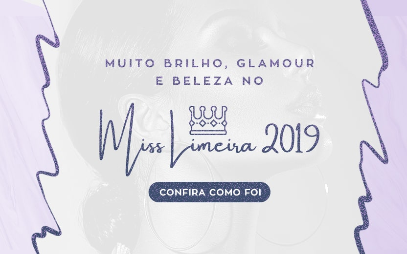 Gazin é destaque no Miss Limeira 2019