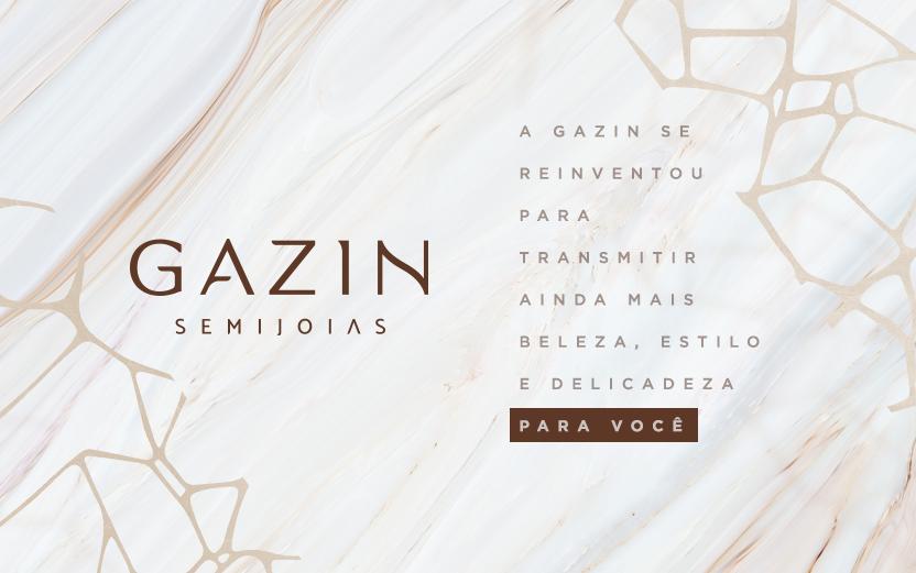 Novo logo Gazin: autêntico e elegante