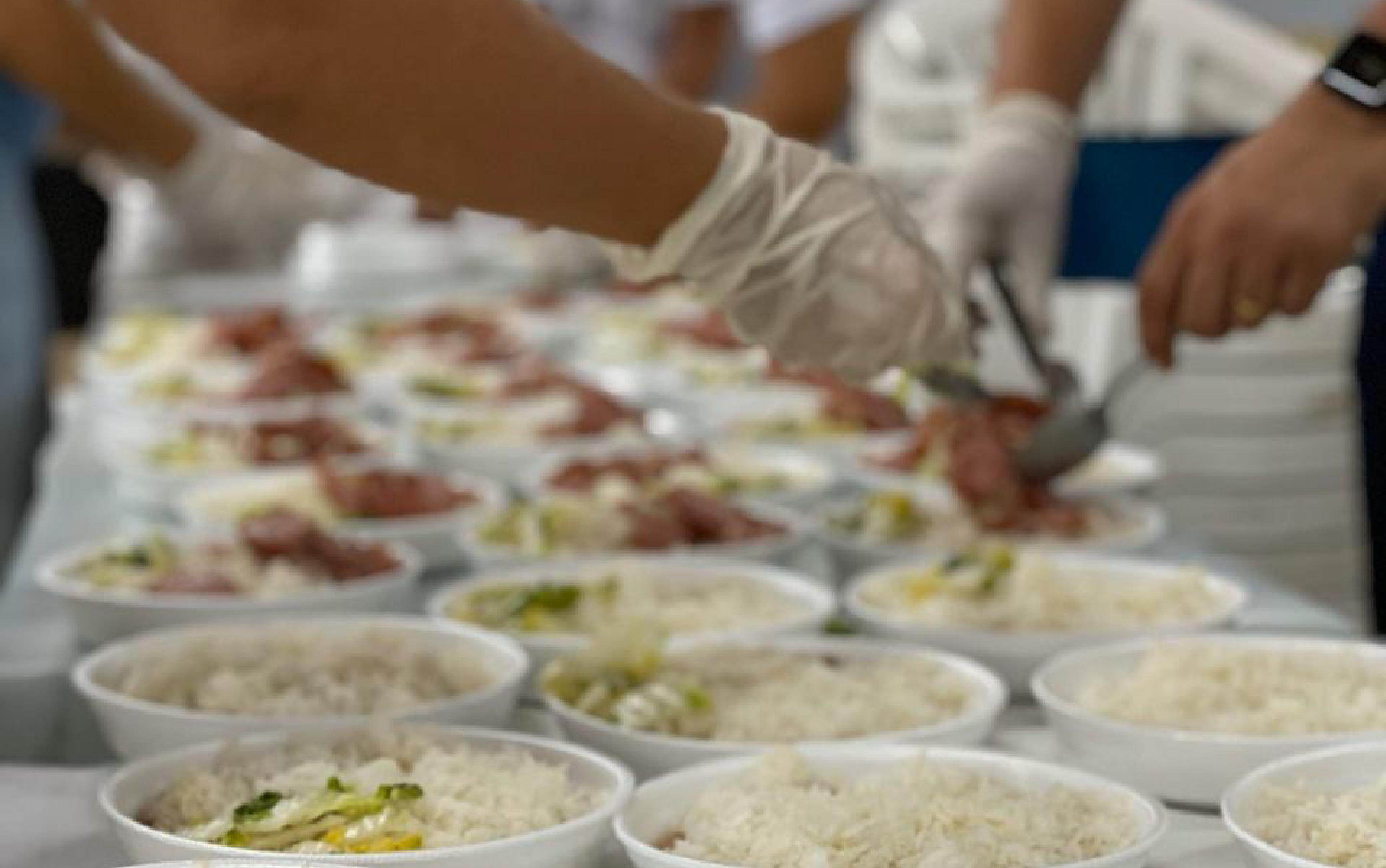 Como a solidariedade alimentou 6 mil famílias durante a quarentena